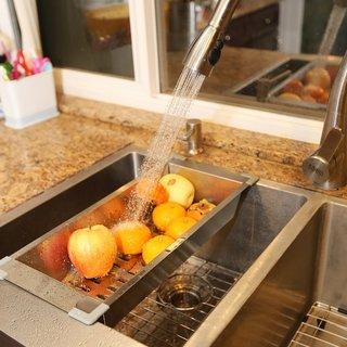Boann Kitchen Sink Colander/ Strainer