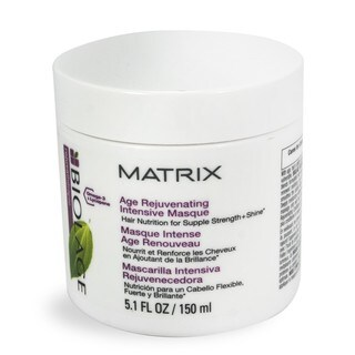 Matrix Biolage Age Rejuvenating 5.1-ounce Intensive Masque