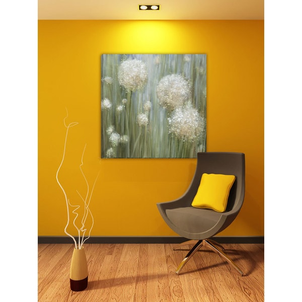 Portfolio Canvas Decor \'In Bloom 33\' Large Printed Canvas Wall Art ...