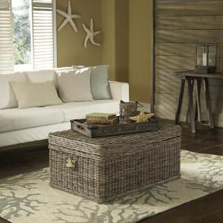 Kubu Grey Coffee Table Trunk