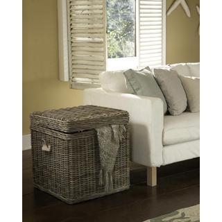 Kubu Grey End Table Trunk