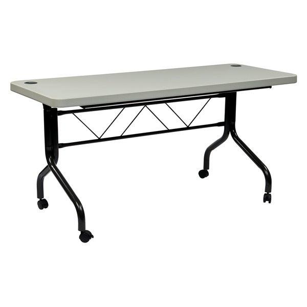 5 ft Multi Purpose Flip Resin Training Table. Opens flyout.