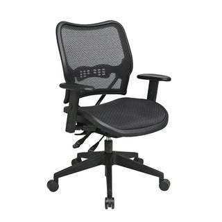 Ergonomic Deluxe Chair with MeshSeat and Back