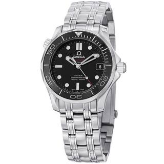 Omega Men's O21230362001002 Seamaster Stainless Steel Watch|https://ak1.ostkcdn.com/images/products/9597030/P16781704.jpg?impolicy=medium