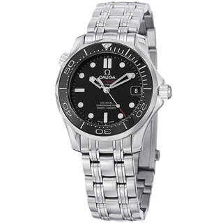 Omega Men's O21230362001002 Seamaster Stainless Steel Watch