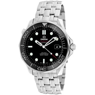 Omega Men's O21230412001003 Seamaster Stainless Steel Watch|https://ak1.ostkcdn.com/images/products/9597053/P16781703.jpg?impolicy=medium
