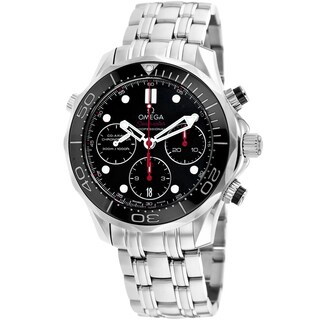 Omega Men's O21230445001001 Seamaster Chronograph Watch