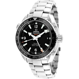 Omega Men's O23230442201001 Seamaster Stainless Steel Watch