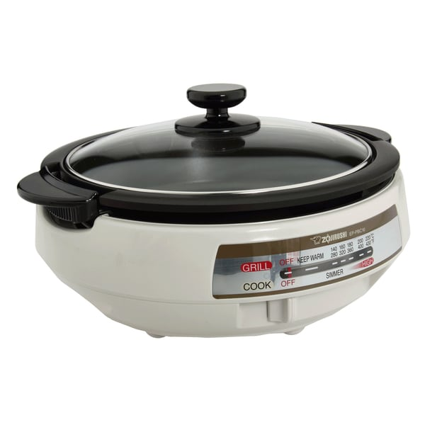 Zojirushi EP-PBC10 Gourmet d'Expert Electric Skillet. Opens flyout.