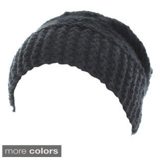 Kate Marie 'Lola' Cable Twist Beanie Headband