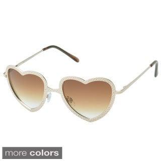 EPIC Eyewear 'Abbeville' Heart Sunglasses