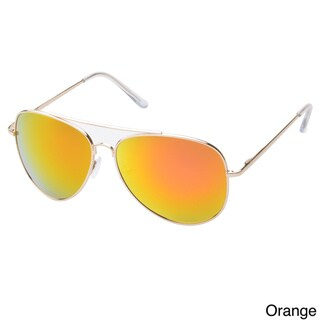 EPIC Eyewear 'Knoxville' Double Bridge Aviator Sunglasses