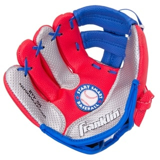 Franklin Sports Air Tech 9-inch Baseball Glove Left Handed Thrower