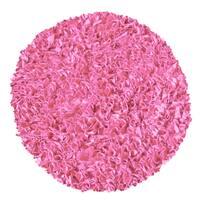Shaggy Raggy Bubble Gum Rug (4' Round)