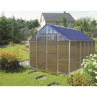 Monticello (8x12) Aluminum Greenhouse