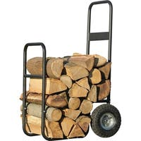 ShelterLogic Haul-it Firewood Cart with Wheels