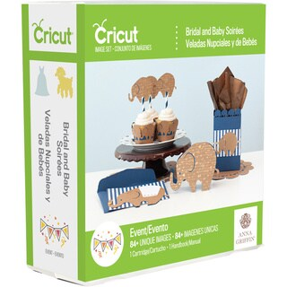 Cricuit Cartridge AG Bridal Baby