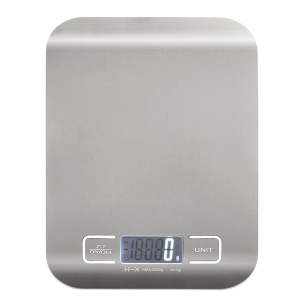 Shop Insten Silver Stainless Steel Ultra Slim 1 5000g Handy Digital