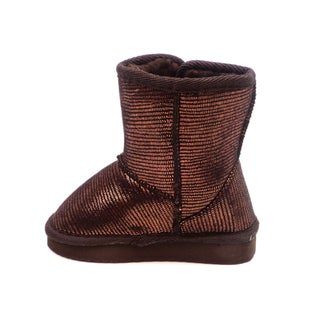 Blue Children's K-Ugena Shine boots