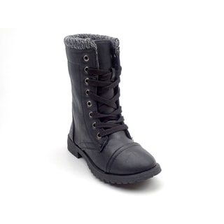 Blue Children's I-Millie Sweat Boots