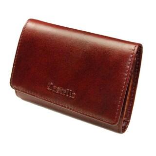 Castello Premium Italian Leather Key Wallet
