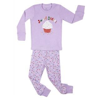 Elowel Cupcake 2-piece Pajama Set