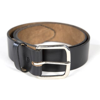 Men's Oil Tan Leather Belt