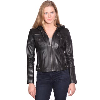 Christian Reed Women's Claire Leather Jacket