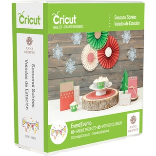 Cricut Cartridge AG Seasonal Soiree