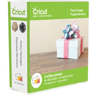 Cricut Cartridge Pretty Packages