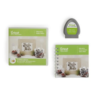 Cricut Mini Seasonal Shape Cartridge-Holly And Ivy