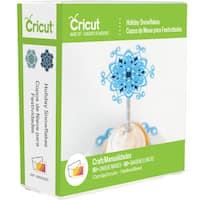 Cricut Mini Seasonal Shape Cartridge-Snowflakes