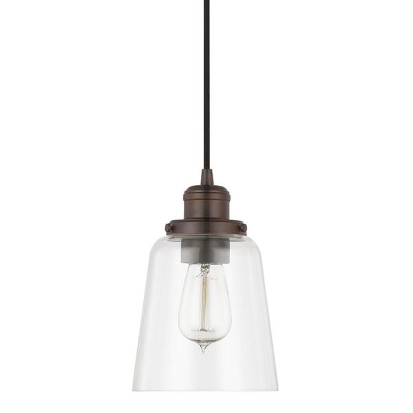 Shop Capital Lighting Urban Collection 1-light Old Bronze