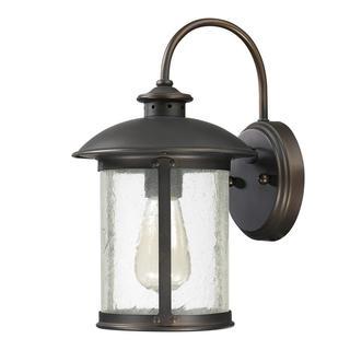 Capital Lighting Dylan Collection 1-light Old Bronze Wall Lantern Light