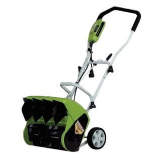 Greenworks 10 Amp 16-Inch Snow Thrower