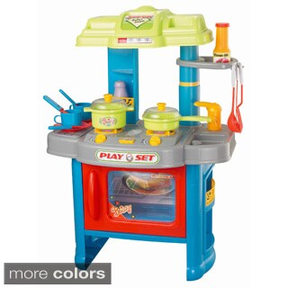 Berry Toys Cooking Plastic Play Kitchen