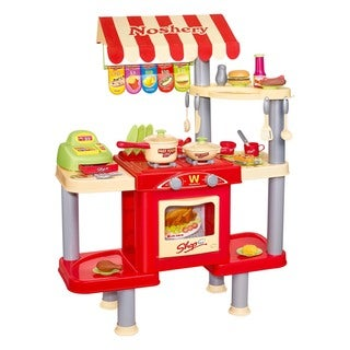 Berry Toys My Restaurant Shop Play Set