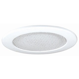 Raptor Lighting 6-inch Recessed Shower Trim Fresnel Lens A19-ic A19-non-ic Ceiling Light (Case Pack