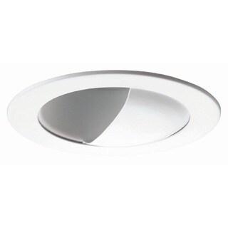 Raptor Lighting 4-inch Recessed Trim Wall Wash R20/ Par20 Ceiling Light (Case Pack of 4 Units)