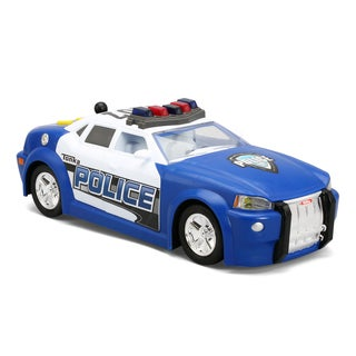Toy Tonka Mighty Motorized Police Cruiser