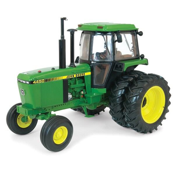John Deere Precision 4450 1:16 Tractor Number 1