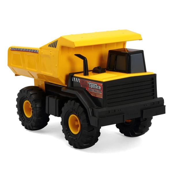 Toy Tonka Classic Steel Mighty Dump Truck