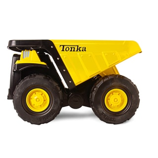 Link to Funrise Toy Tonka Toughest Mighty Dump Truck Similar Items in Bicycles, Ride-On Toys & Scooters