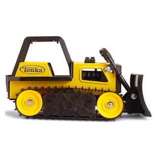 Funrise Toy Tonka Classics Steel Bulldozer|https://ak1.ostkcdn.com/images/products/9599839/P16785182.jpg?impolicy=medium