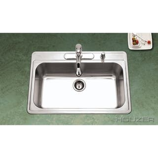Drop In Kitchen Sinks For Less Overstock Com