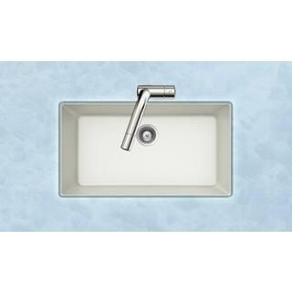 Houzer Quartztone Series Close Undermount Large Single Bowl https://ak1.ostkcdn.com/images/products/9599907/P16785361.jpg?impolicy=medium