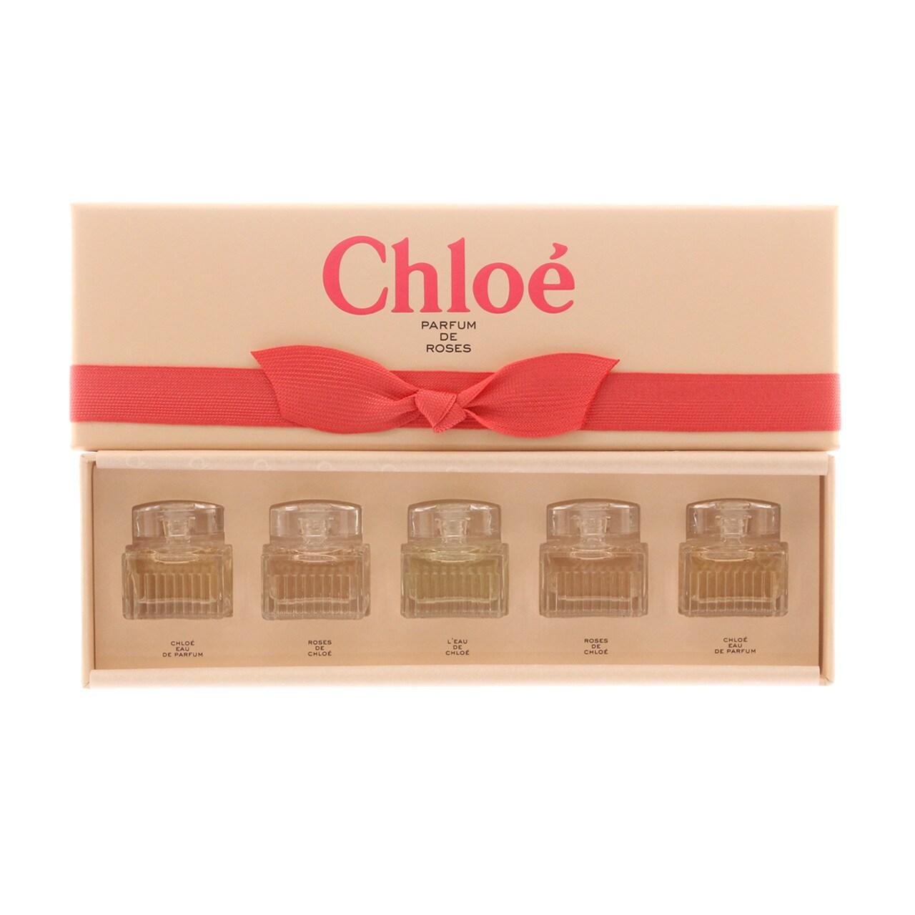 Chloe Signature Women's 5-piece Mini Fragrance Set
