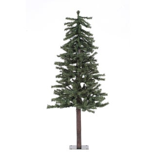 4-foot 337-tip Natural Alpine Tree