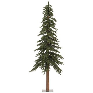 8-foot 1221-tip Natural Alpine Tree