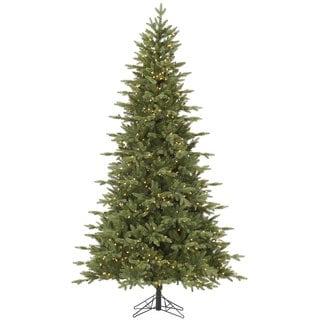 7.5-foot Fresh Balsam Fir Tree with 750 Dura-Lit Clear Lights